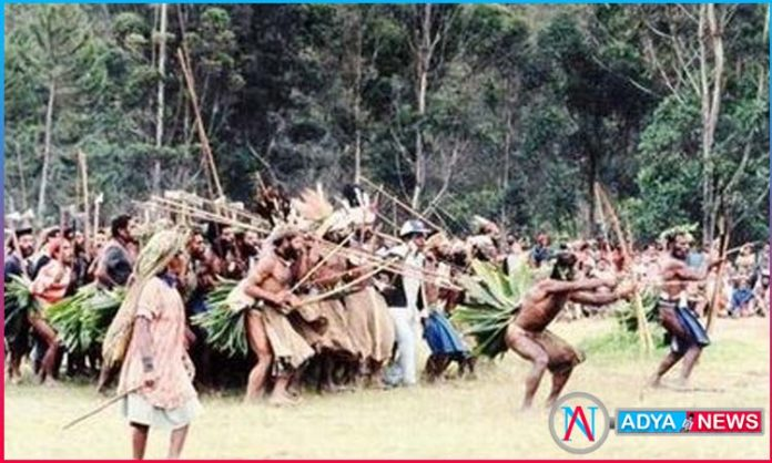 Violence between tribals 80 killed in the end