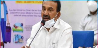I know that KCR has transferred my branch Etela Rajender