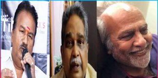 Tragedy in Tollywood Death of three celebrities