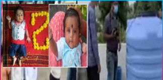 two month old baby murder in anajpur