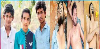 8 students drown in bay of bengal and godavari died