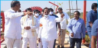 cm kcr to start district tour from today