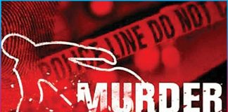 man kills his father due to molestation to his wife