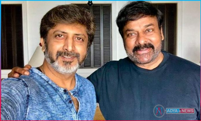 Date locked for Chiranjeevi's Lucifer Remake