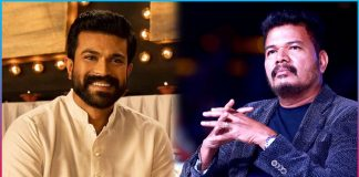 Ram Charan to Play Double Role in Shankar Movie