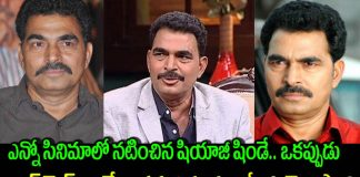 Unknown Facts About Sayaji Shinde