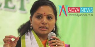 Will Kavitha fullfills the two major tasksfrom kcr