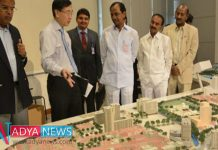 Telangana CM Using 1 lakh Cr for Hyderabad Development