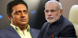 I Need Apology From PM Modi : Prakash Raj