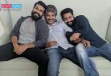 Story Ready for Ram Charan and Jr NTR's in SS Rajamouli Direction