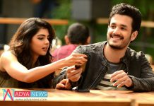 Thanks to the Audience.. for making Hello Sucess : Akhil Akkineni