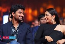 Natural Star romancing Rakul in Multistarrer with Nagarjuna