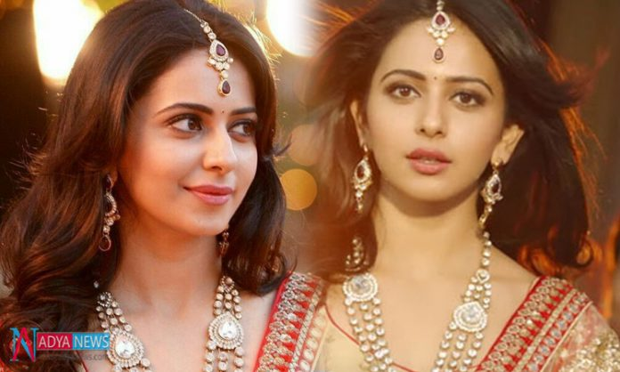 Rakul slowly gets erased from Tollywood