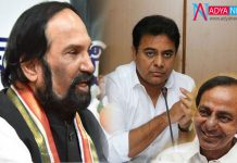 I will Challenge in TRS Party Winning in 2019 elections : Uttam Kumar Reddy