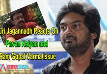 Tollywood Mass Director Puri Jagannadh Reacts On Pavan Kalyan and Ram Gopal Varma Issue