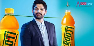 Stylish Star's New Avatar as Frooti Life as creating Sensational