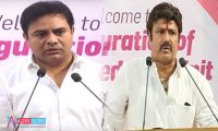 KTR Surprised Movie Lovers With his Announcement on Balakrishna