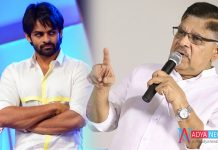 Mega producer's Controversial Allegations On Sai Dharam Tej Film Carrer