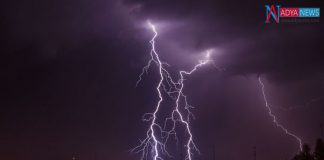 Telugu States to Experience with thunderstorm Attack in near Soon....