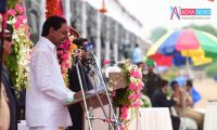 KCR Launched Few Programs To Transform Telangana Into Golden Telangana