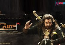 Great Come Back Of Mega Star Chiranjeevi With Sye Raa Teaser