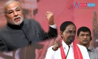 Indirect Fight with Modi for 2019 elections , By stopping KCR