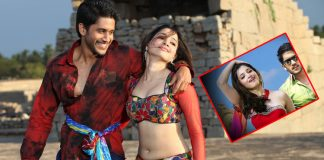For Which Reason Milky Beauty is Out of Savyasachi Item Song