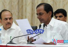 KCR in Tension For andha yudh in His Own Party