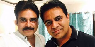 KTR Expressed His Happy Over the Success of Janasena Kavathu