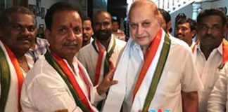 Senior Actor To Support Congress party in His Constituency