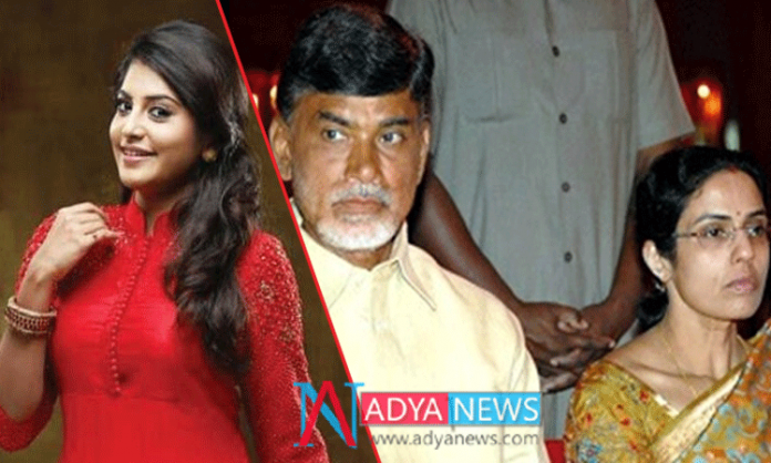 She will be the Reel Chandrababu Wife in NTR Bio-Pic