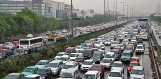 Governmnent Stopping The New Vehicles Registration To Control Pollution