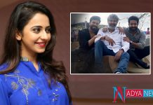 Is Rakul Preet Singh Trying To Impress Rajamouli For Multi-Starrer