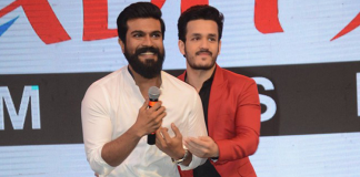 Is Ram Charan Taking a Tough Time With Akkineni Akhil