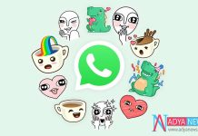 Stickers of WhatsApp will Support in Android and iPhone