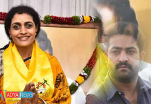 NTR is Back to Political Field For Sister Victory in Telangana Elections