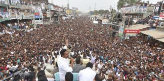 YCP Chief Made An Challenging Comment Against Chandrababu