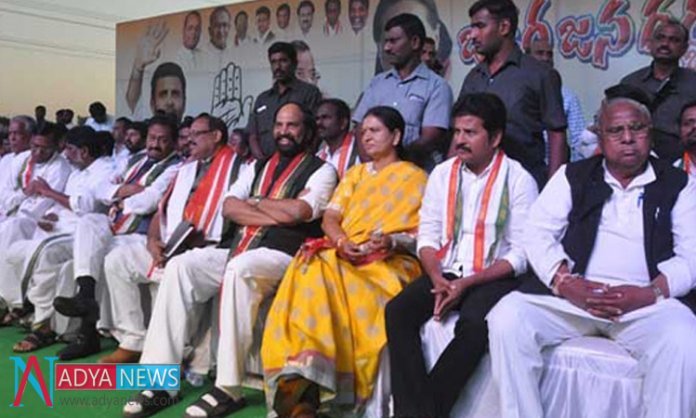 Why There Is No Congress Star Campaigners For Telangana Elections