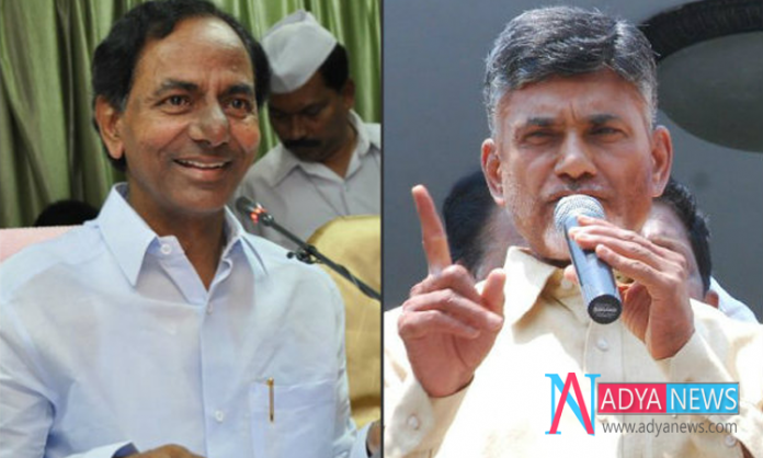 I am Nothing Infront of Chandrababu : TRS Chief KCR