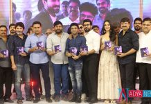Ram Charan's VVR Audio Launch Held In Different Way