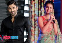 Allu Arjun Making Priya Varrier A Famous Actress In Tollywood Industry