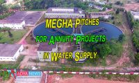 MEGHA Pitches for Annuity Projects in Water Supply