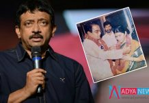 There are many Controversial Things Before The End Of NTR's Life : RGV