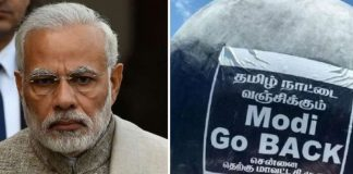 Will Telugu People React Anything From Tamil's Modi Campaign