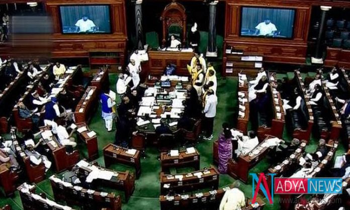 A Milestone Bill Gets Passed With High Voting Support in Lok Sabha