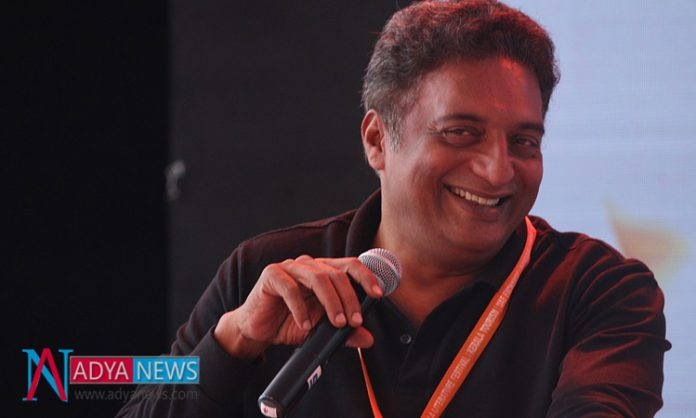 After Telangana ,Now Delhi Political Party stretched Support to Prakash Raj
