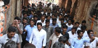 YS Jagan Walks In Tirumala After Effect of Successfull Padayatra