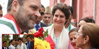 After a Political Post , It's First RoadShow For Priyanka Gandhi
