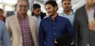 At last YS Jagan's London Tour Conformed with Family