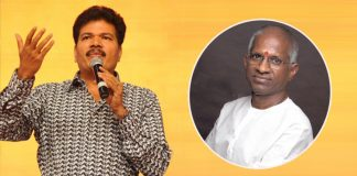 Director Shankar open up's On The reason of Not Working With Ilaya Raja